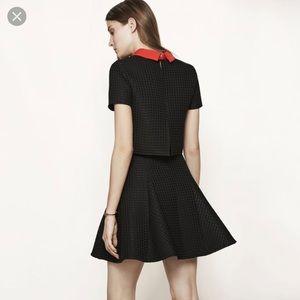 """92b3c40f090 Maje Dresses - Maje 2016 """"Rudy"""" Peter Pan collar dress 2 (US M"""